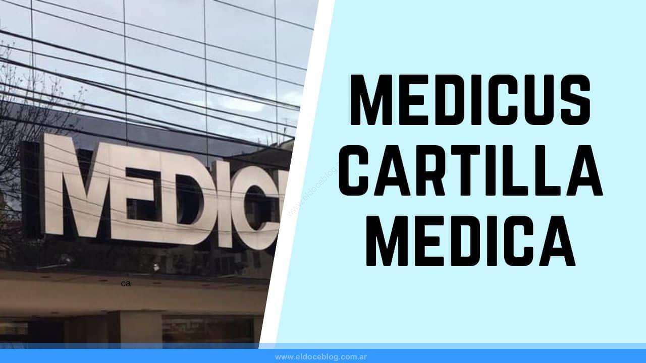 cartilla medica de medicus