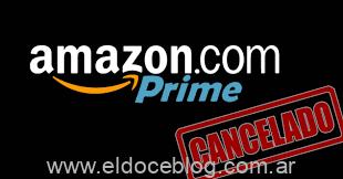 como dar de baja Amazon Prime
