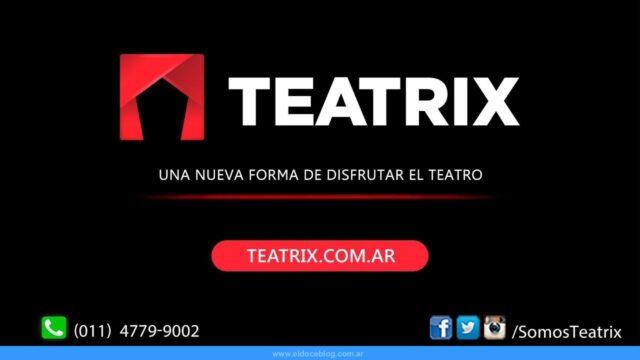 como dar de baja Teatrix