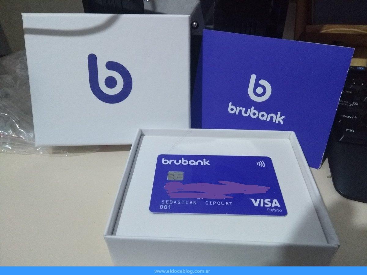 dar de baja BruBank Argentina