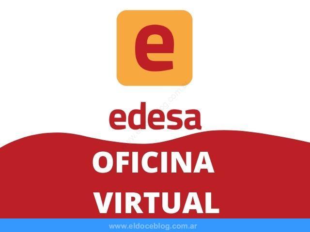 Mi EDESA Oficina Virtual: Registro, Tramites, Reclamos, Facturas