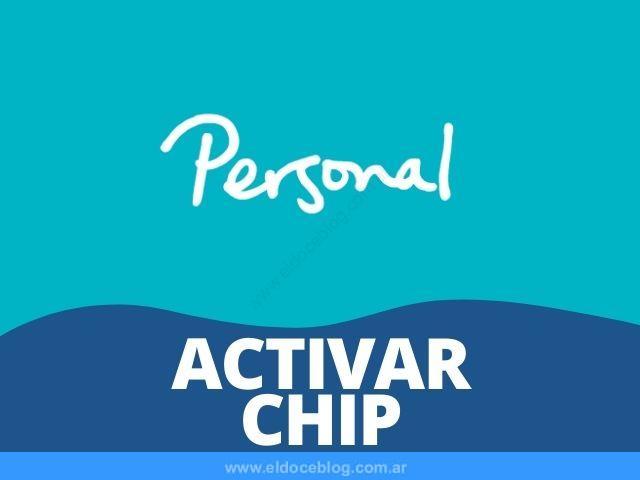 Cómo Activar un Chip Personal Marcar *234#