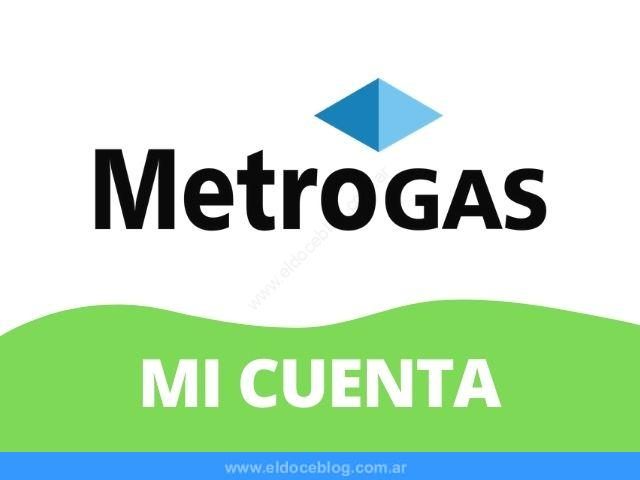 Metrogas Mi Cuenta Online: Registrarse, Acceso, Oficina Virtual