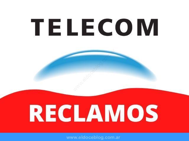 Como Hacer un Reclamo a Telecom Solicitud de Quejas